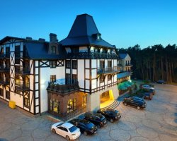 Hotel Royal Baltic Luxury Boutique ****