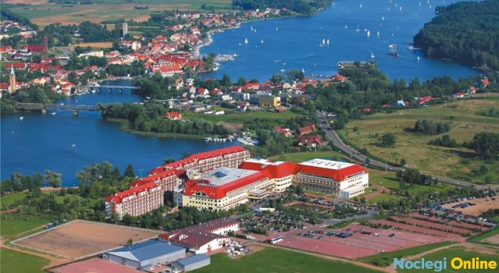 ① Hotel Gołębiewski Mikołajki Mikołajki Tanie Noclegi W