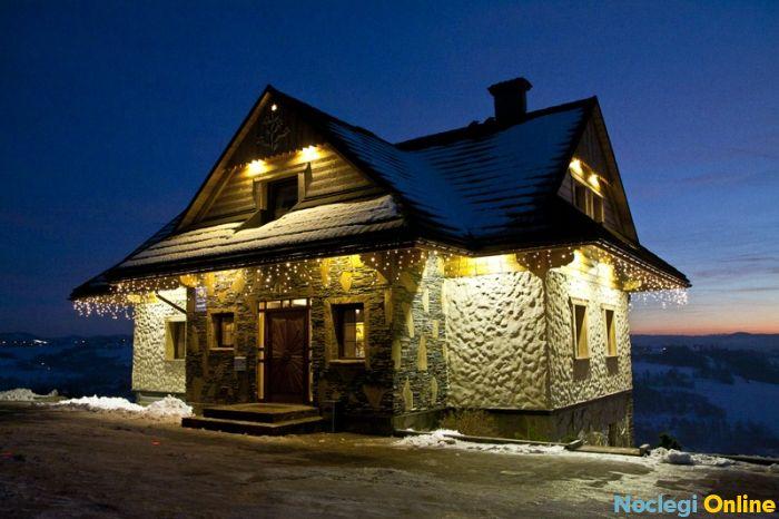 Villa Zloty Gron Istebna Istebna 592 Willa Tanie Noclegi W