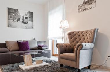 1 apartamenty sun snow novum krak w billig unterkunft. Black Bedroom Furniture Sets. Home Design Ideas