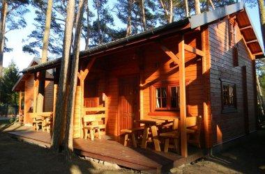 1) Domki nad morzem FALA - Billig Unterkunft in Międzywodzie